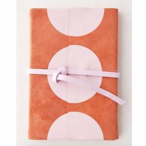 New Urban Outfitters Suede Journal